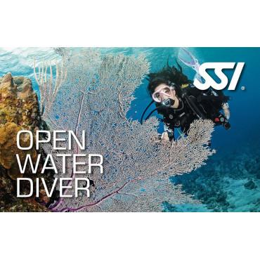 Open Water Diver. (uden...