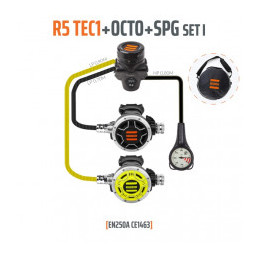 Tecline Regulator sæt R5...