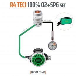 Tecline R4 TEC1 100% O2...